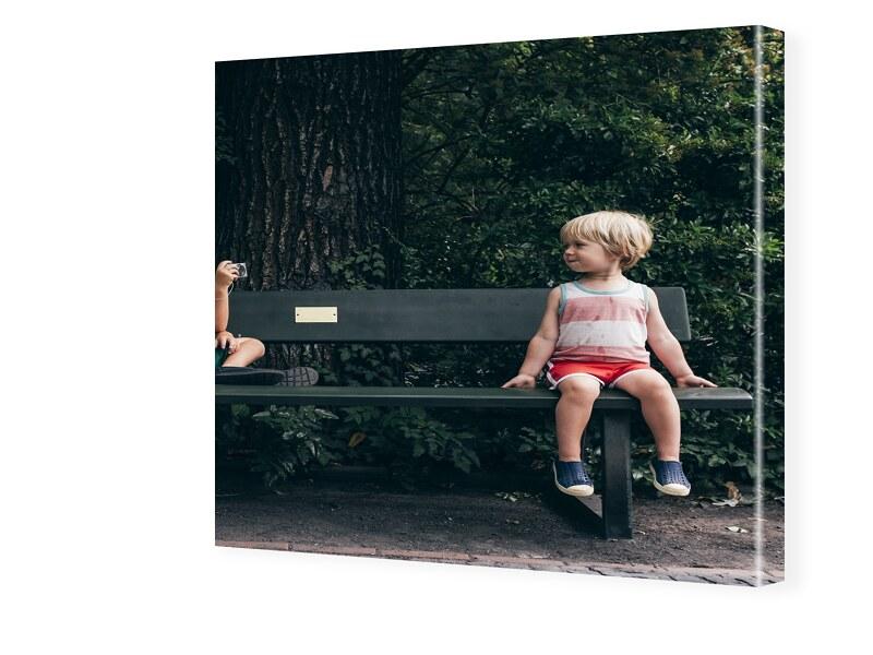 Fotos auf Leinwand quadratisch im Format 60 x 6...