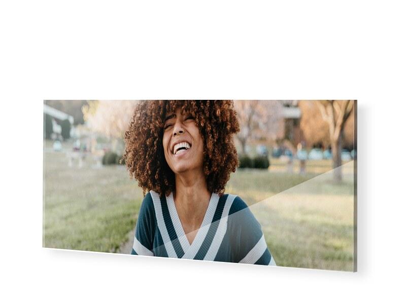 Image of Acrylbilder als Panorama im Format 80 x 20 cm