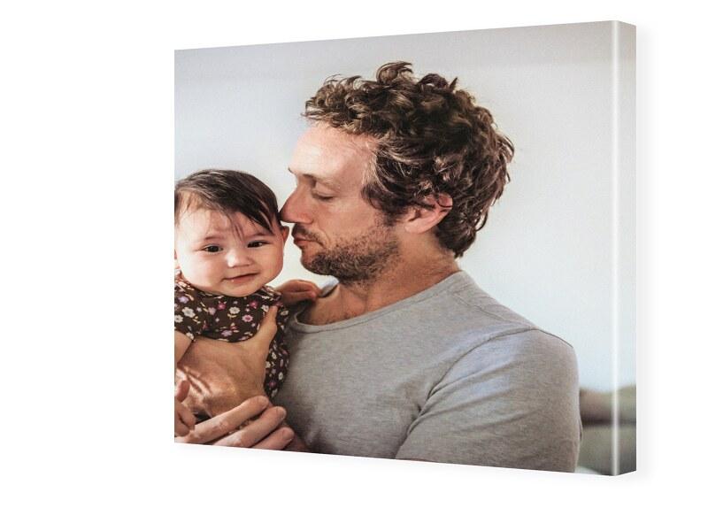 Fotos auf Leinwand quadratisch im Format 90 x 9...
