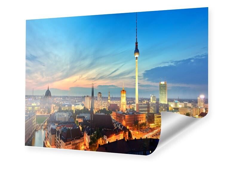 Poster Berlin Foto im Format 50 x 40 cm