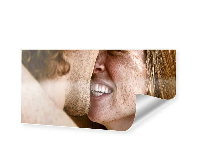Panorama Poster als Panorama im Format 200 x 40 cm