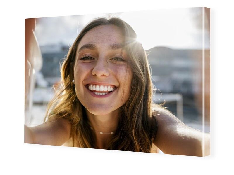 Foto auf Leinwand im Format 40 x 30 cm