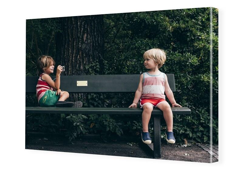 Leinwand drucken im Format 144 x 81 cm
