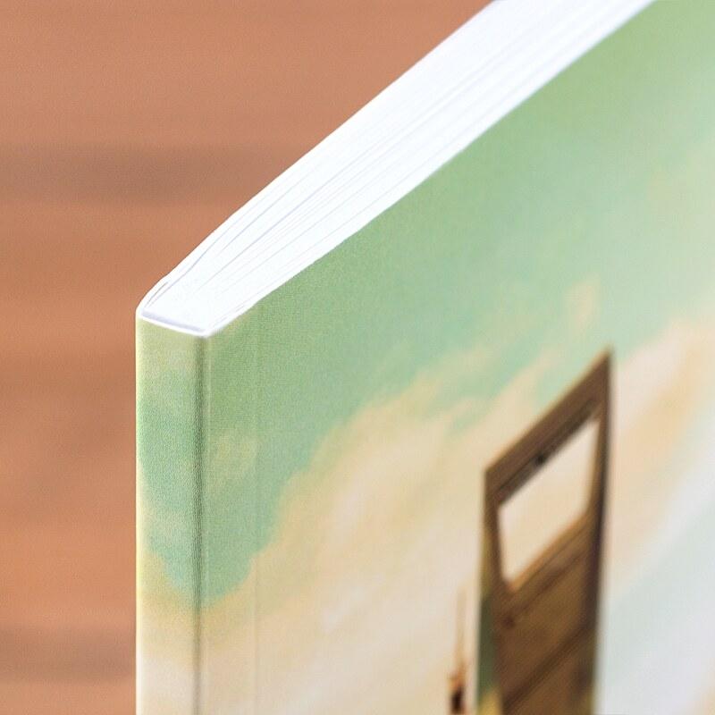 Digitaldruck Fotobuch A4 Hochkant