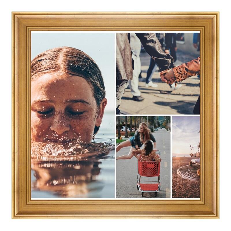Holz Bilderrahmen Antik Preisvergleich • Die besten Angebote online ...