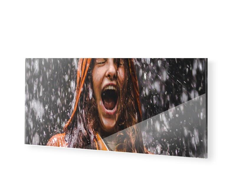 Image of Acrylbilder als Panorama im Format 40 x 10 cm