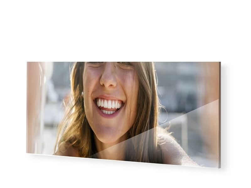 Acrylglas Bilder als Panorama im Format 45 x 15 cm
