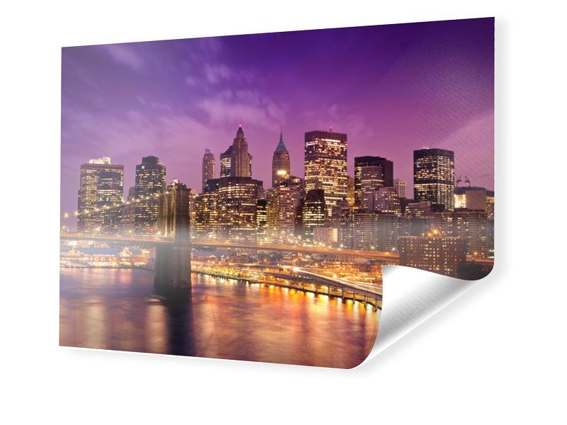 Foto Banner im Format 224 x 126 cm