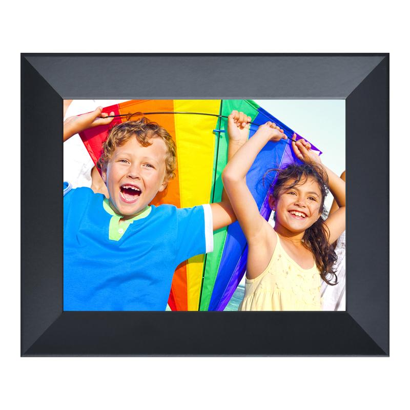 Fotodruck auf hochwertiges Papier im Fotorahmen...
