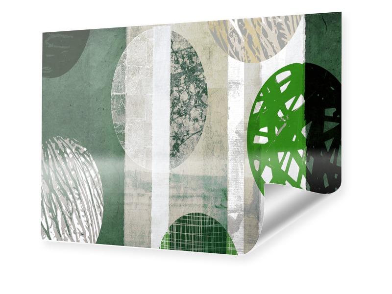 abstrakte Formen Foto im Format 50 x 40 cm