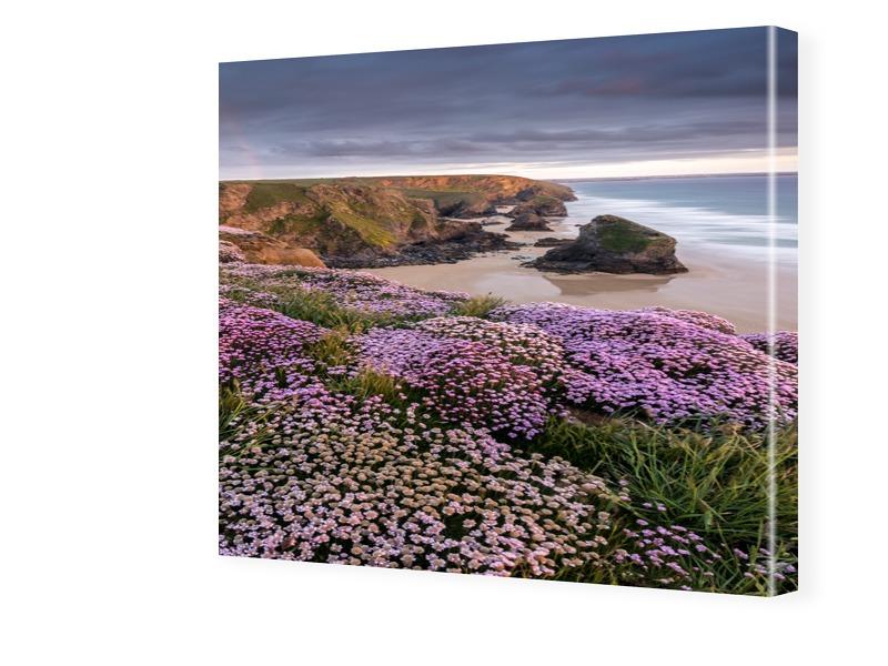Fotos auf Leinwand quadratisch im Format 80 x 8...