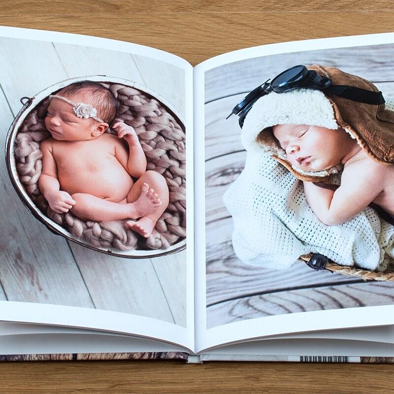 Image of Digital-Fotobuch quadratisch 20 x 20 cm Hardcover