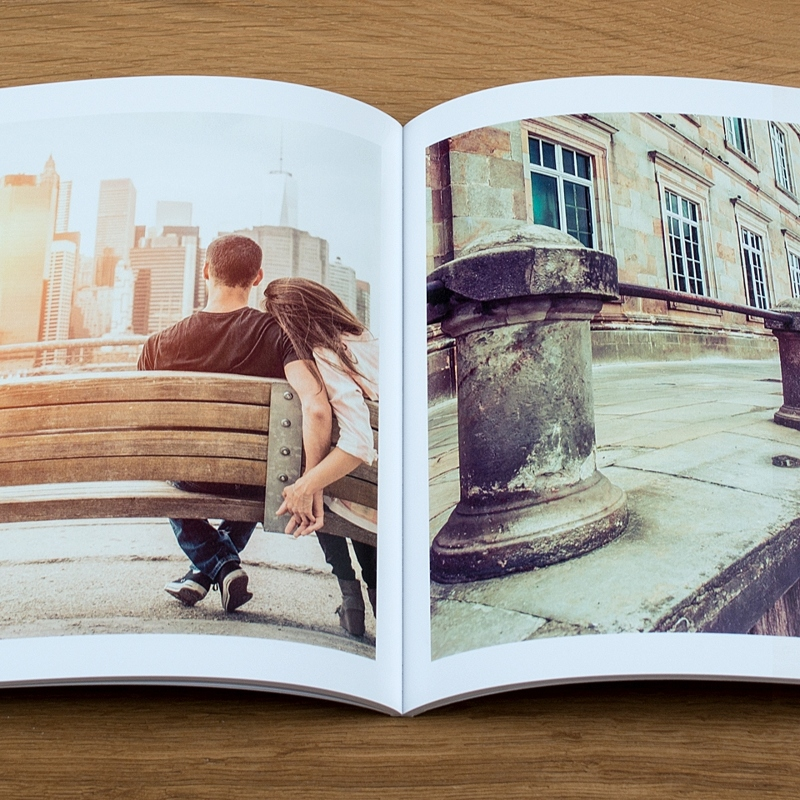 Image of Digital-Fotobuch quadratisch 20 x 20 cm