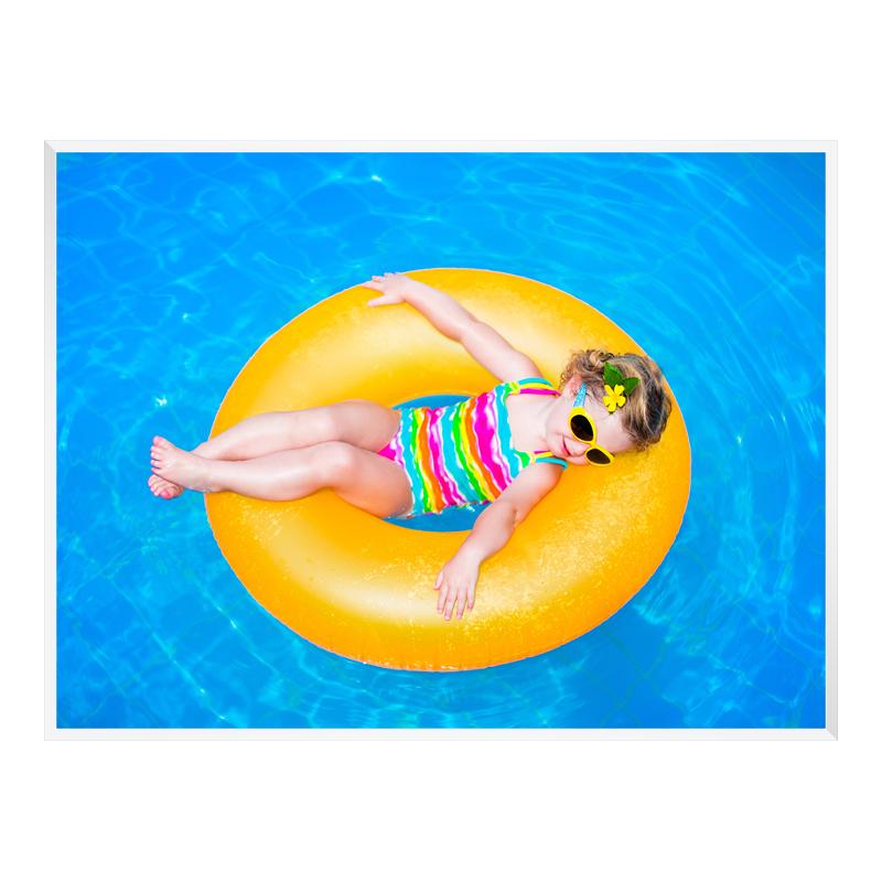 4248f31fd0e8ae035ab430e5e69eb218bb2464b0 - Impression de photos en Cadre photo angulaire en alu en blanc en format 70 x 50 cm