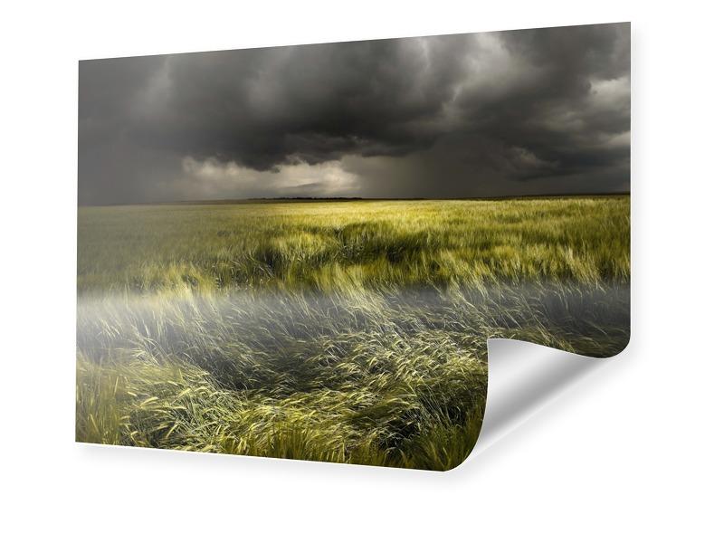 Wolken Foto Foto im Format 70 x 50 cm