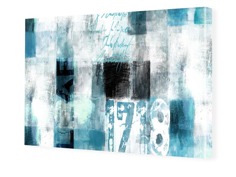 Abstrakte Leinwand Leinwandfotos im Format 120 ...