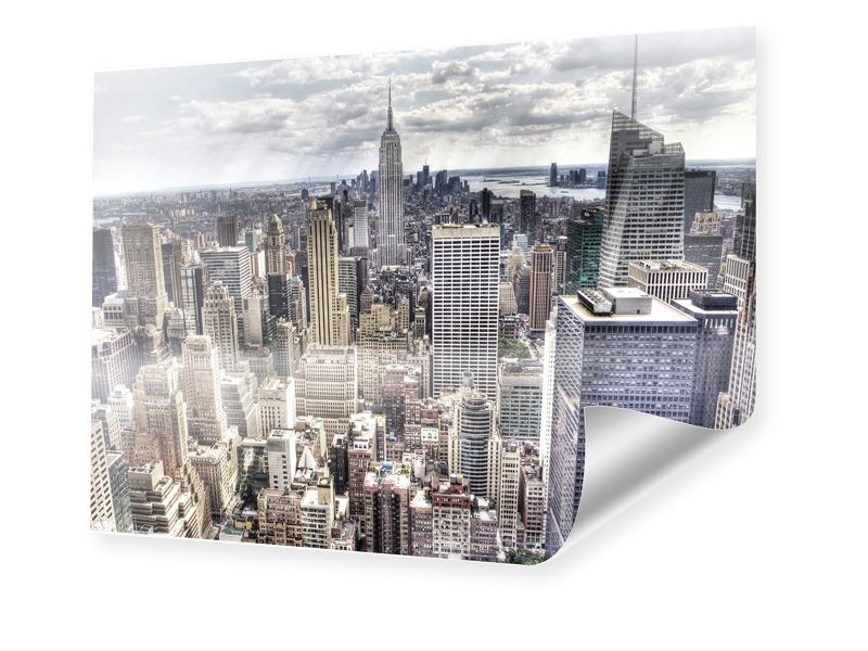 Manhattan Poster Foto im Format 70 x 50 cm