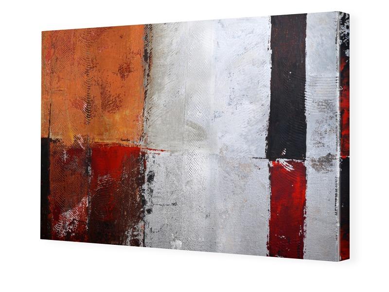 Abstrakte Kunstdrucke Leinwand drucken im Forma...