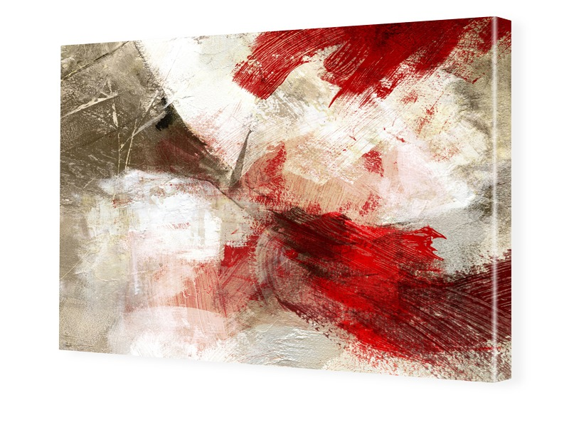 Bild Abstrakt Leinwand drucken im Format 160 x ...