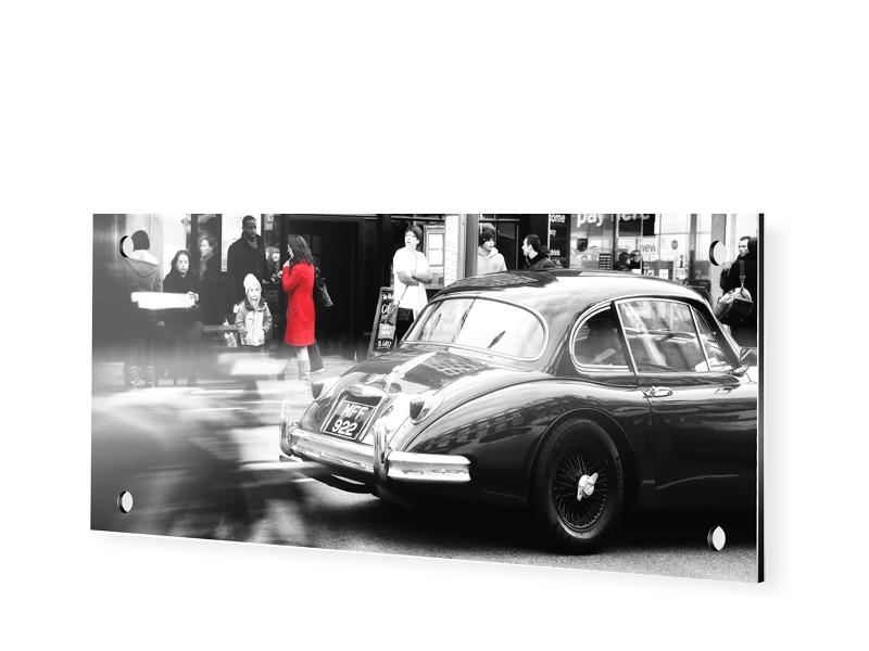 London Motiv Panoramabilder als Panorama im Format 60 x 20 cm