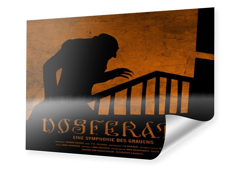 Nosferatu Poster Poster im Format 80 x 60 cm