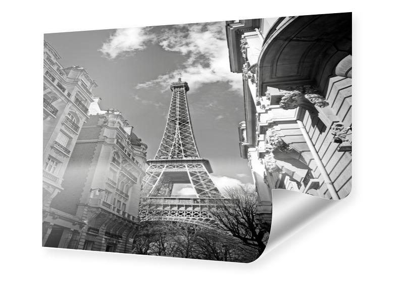 Eiffelturm Foto Foto im Format 70 x 50 cm