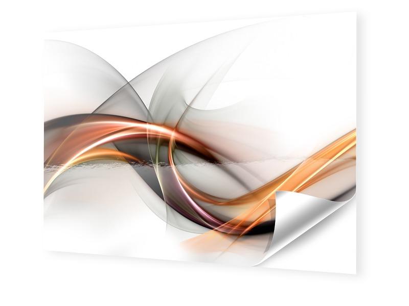 moderne abstrakte Bilder Fotos auf Folie im For...