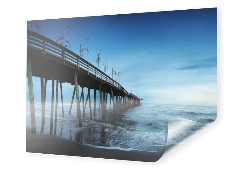 Backlit Druck im Format 160 x 90 cm
