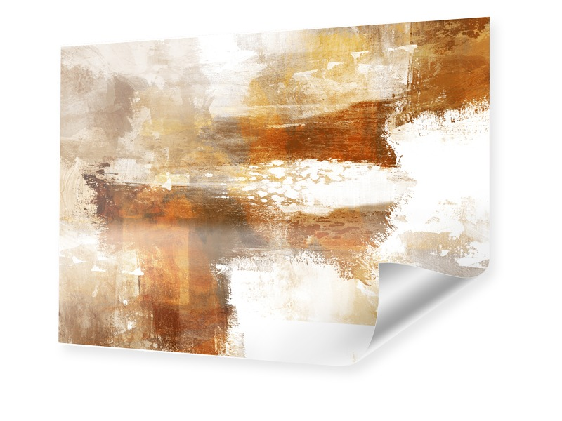 abstrakte Patina Foto im Format 70 x 50 cm