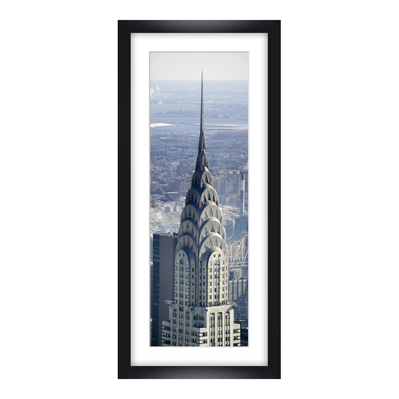 Chrysler Building Fotos Panoramaposter im Bilde...