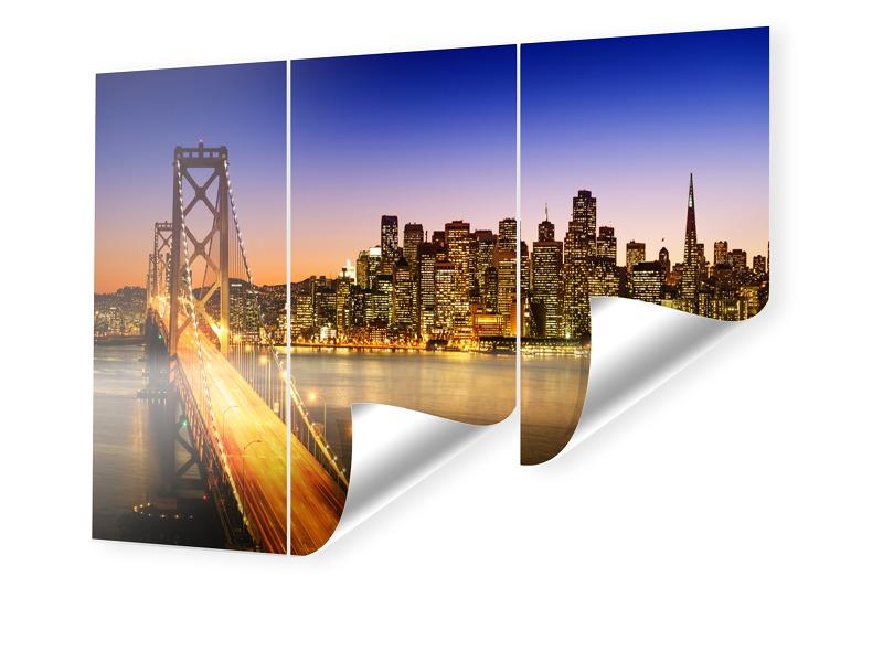 San Francisco Skyline Fototapeten im Format 405...