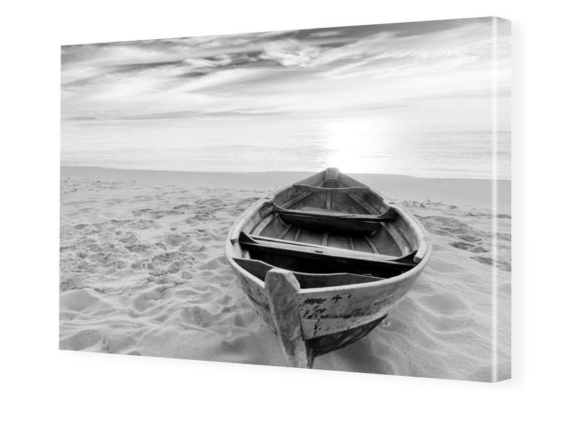 Strandbild Bilder auf Leinwand im Format 150 x ...