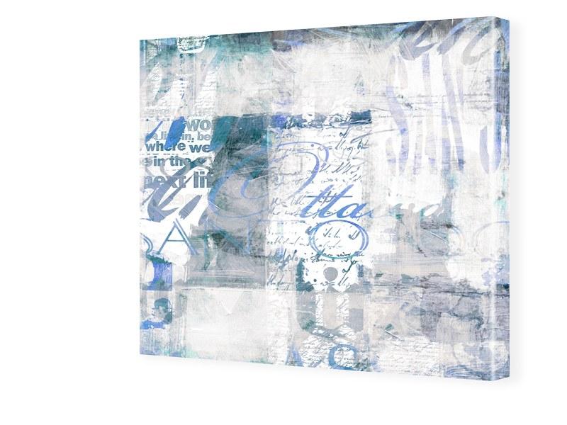 abstrakt quadratisches Bild Fotos auf Leinwand quadratisch im Format 90 x 90 cm | Dekoration > Bilder und Rahmen > Bilder | myposter