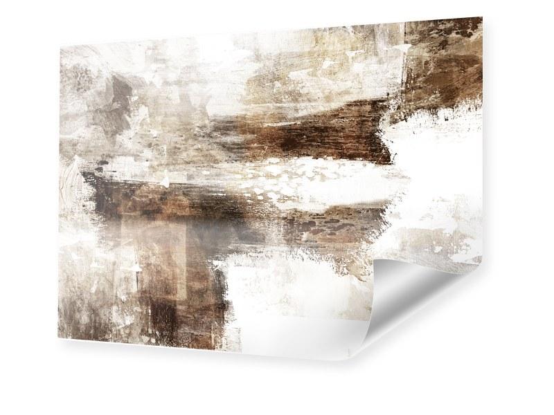 abstrakte Patina Foto im Format 35 x 28 cm