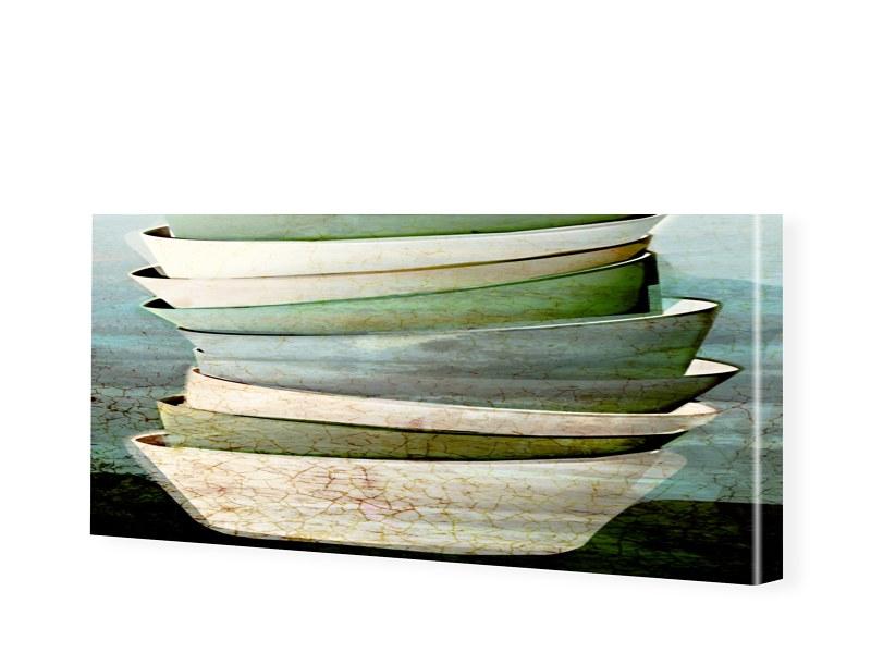 Leinwand Bild als Panorama im Format 70 x 35 cm